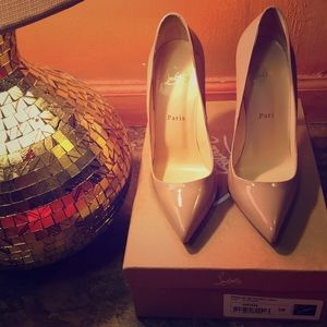 Authentic christian louboutins ( pigalle)